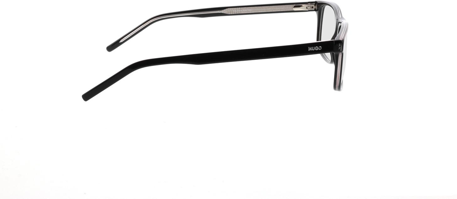 Picture of glasses model Hugo HG 1004 7C5 54-17 in angle 90