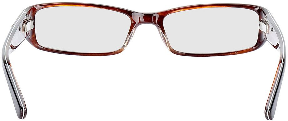 Picture of glasses model Cuneo-brown in angle 180