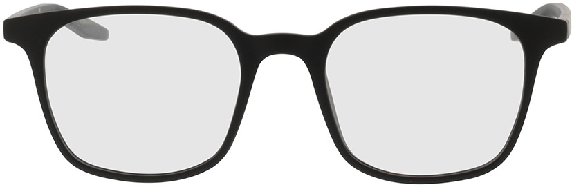 Picture of glasses model Nike NIKE 7124 001 50-19 in angle 0