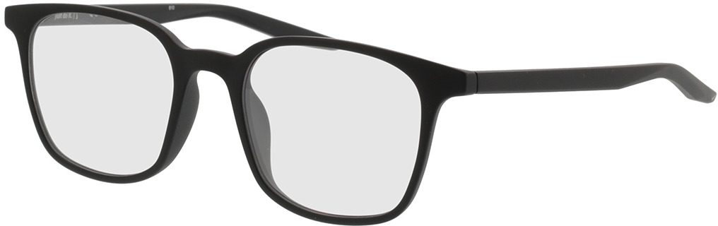 Picture of glasses model Nike NIKE 7124 001 50-19 in angle 330