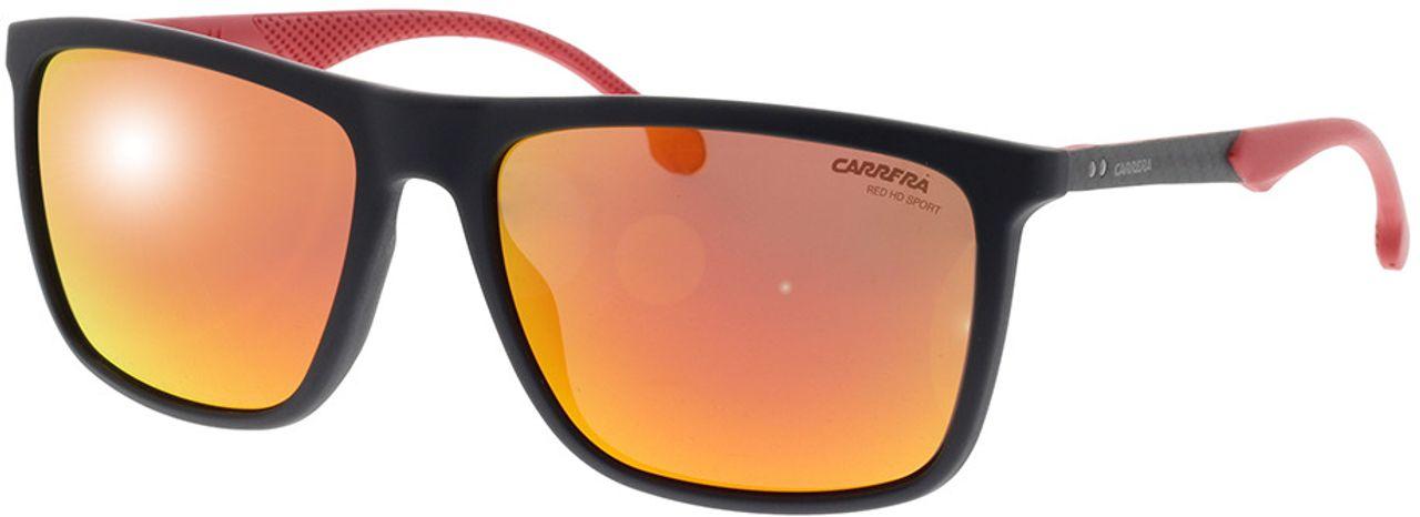 Picture of glasses model Carrera CARRERA 8032/S 003 57-17 in angle 330