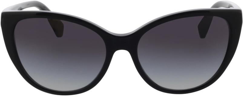 Picture of glasses model Emporio Armani EA4162 58758G 55-16 in angle 0