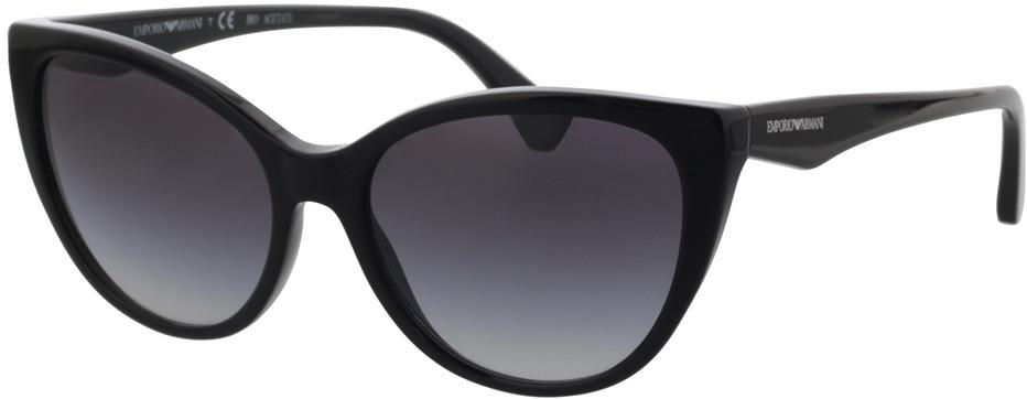 Picture of glasses model Emporio Armani EA4162 58758G 55-16 in angle 330
