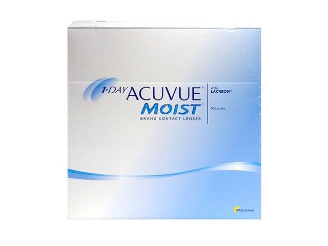 1-Day Acuvue Moist for Astigmatism 90er Box