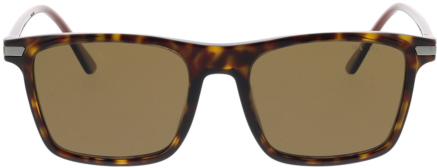 Picture of glasses model Prada PR 19XS 01A01D 54-19 in angle 0