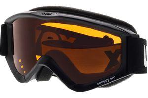 Skibrille Speedy Pro Black