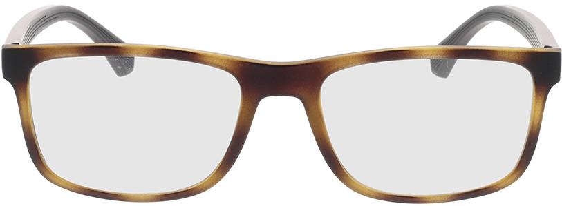 Picture of glasses model Emporio Armani EA3147 5089 55-18 in angle 0