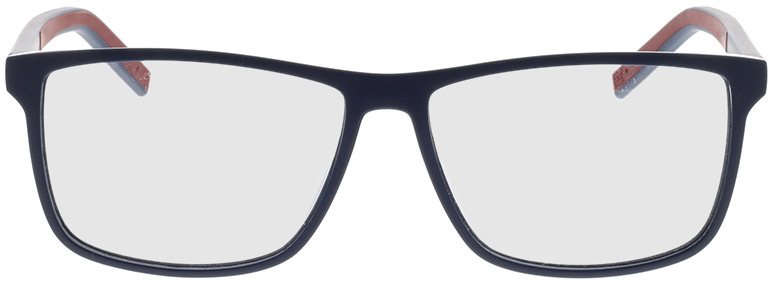 Picture of glasses model Tommy Hilfiger TH 1696 WIR 55-14 in angle 0