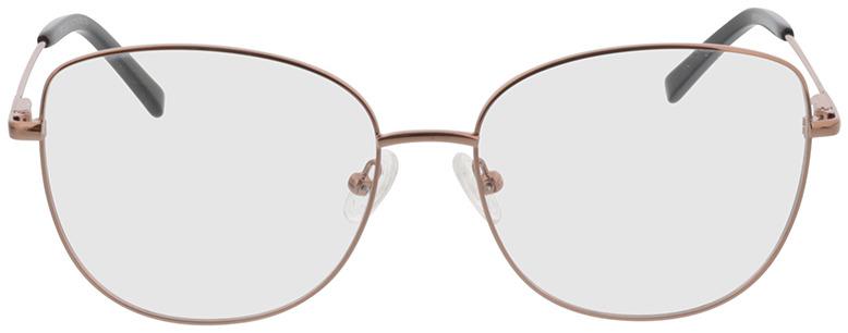 Picture of glasses model Winona-roségold in angle 0