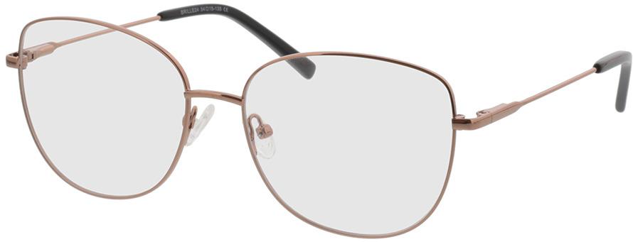 Picture of glasses model Winona-roségold in angle 330