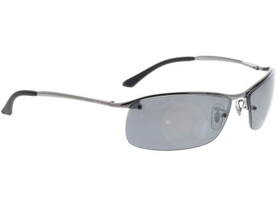 Brille Ray-Ban Top Bar RB3183 004/82 63-15