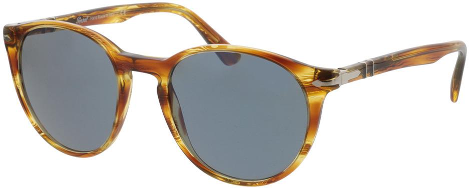 Picture of glasses model Persol PO3152S 904356 52-20 in angle 330