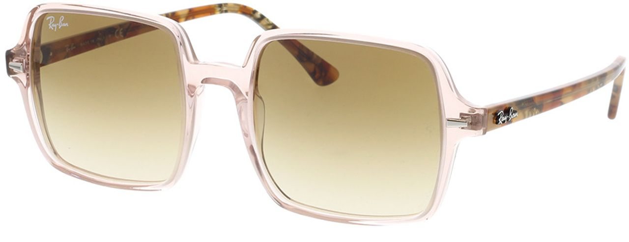 Picture of glasses model Ray-Ban RB1973 128151 53-20 in angle 330