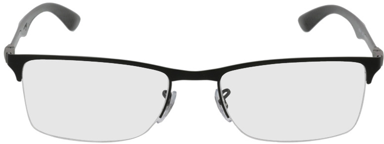 Picture of glasses model Ray-Ban RX8413 2503 54-18 in angle 0