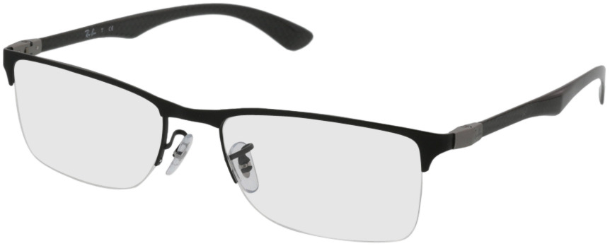 Picture of glasses model Ray-Ban RX8413 2503 54-18 in angle 330