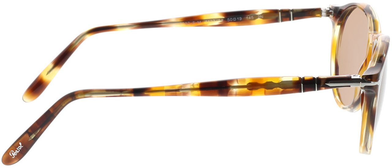Picture of glasses model Persol PO3092SM 112353 50-19 in angle 90