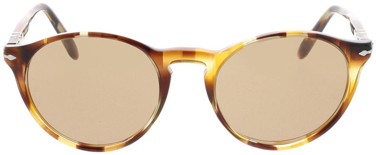 Picture of glasses model Persol PO3092SM 112353 50-19 in angle 0
