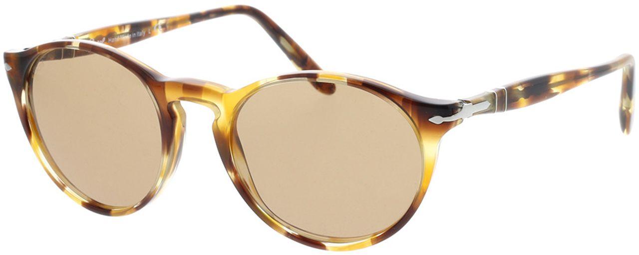 Picture of glasses model Persol PO3092SM 112353 50-19 in angle 330