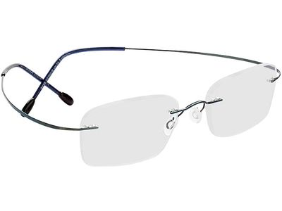 Brille Mackay-blau