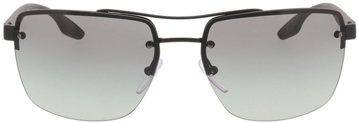 Picture of glasses model Prada Linea Rossa PS 60US DG03M1 62-16 in angle 0