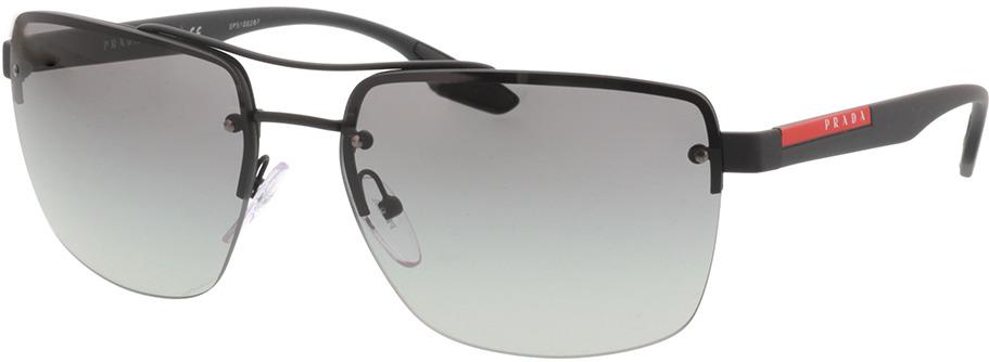 Picture of glasses model Prada Linea Rossa PS 60US DG03M1 62-16 in angle 330