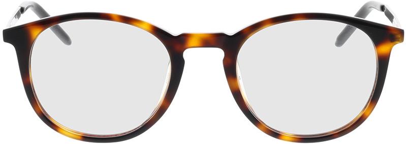 Picture of glasses model Hugo HG 1017 086 49-21 in angle 0