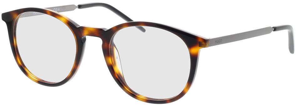 Picture of glasses model Hugo HG 1017 086 49-21 in angle 330
