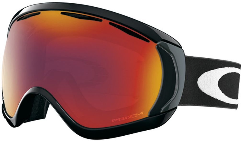 Picture of glasses model Oakley Skibrille CANOPY OO7047 704743 in angle 90