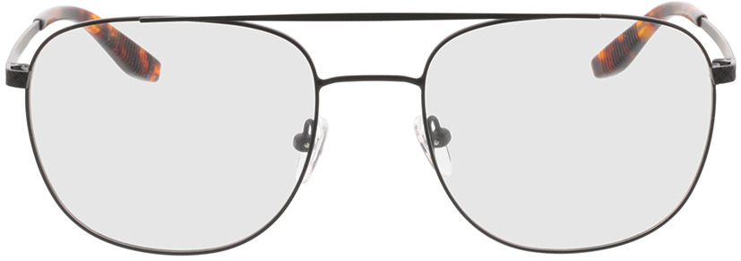 Picture of glasses model Atlas-schwarz/havana in angle 0