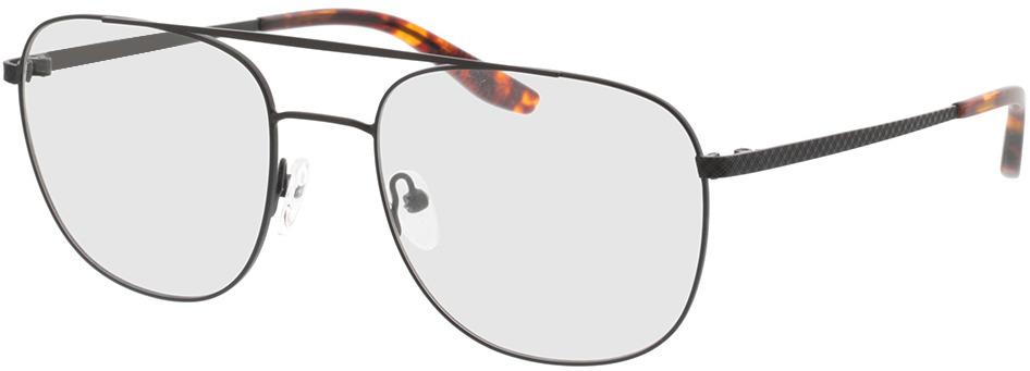 Picture of glasses model Atlas-schwarz/havana in angle 330
