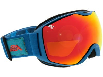Brille Julbo Skibrille Quantum (Polar) blau/orange XL