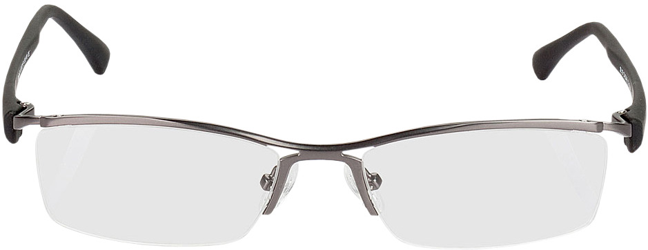 Picture of glasses model Silvan pulver/zwart in angle 0