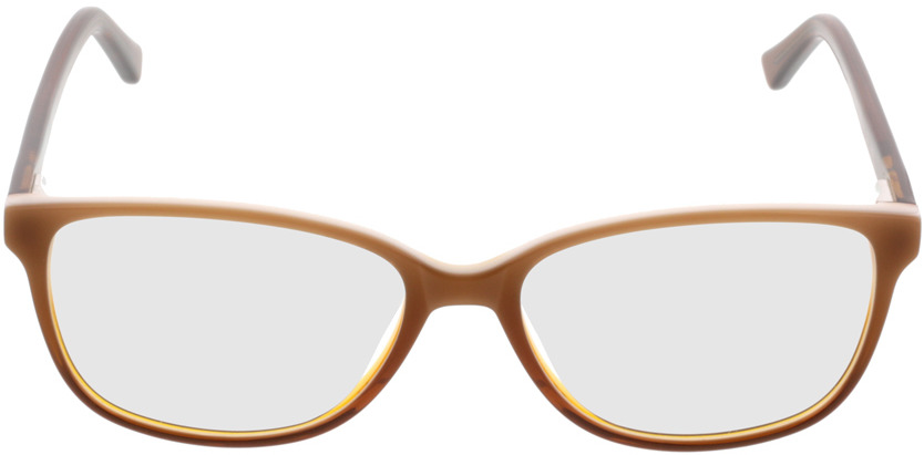 Picture of glasses model Townsville-brun in angle 0
