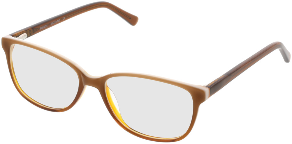 Picture of glasses model Townsville-brun in angle 330