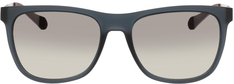 Picture of glasses model Hugo Boss noir BOSS 0868/S 05G 55 18 in angle 0