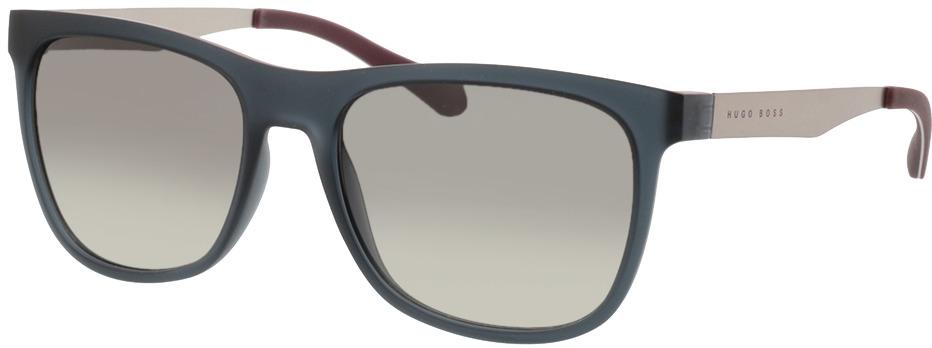 Picture of glasses model Hugo Boss noir BOSS 0868/S 05G 55 18 in angle 330