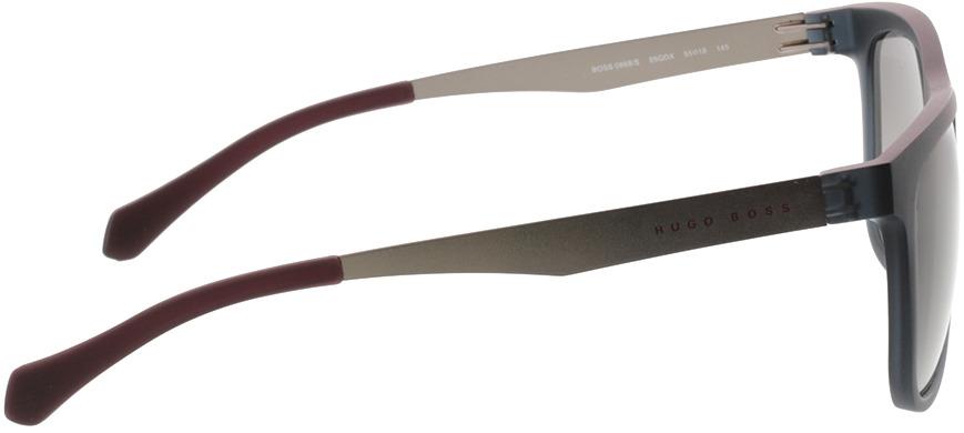 Picture of glasses model Hugo Boss noir BOSS 0868/S 05G 55 18 in angle 90