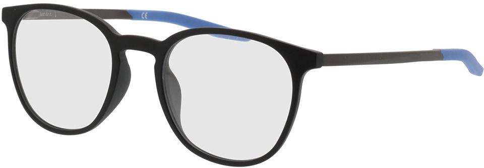 Picture of glasses model Nike NIKE 7280 008 50-20 in angle 330