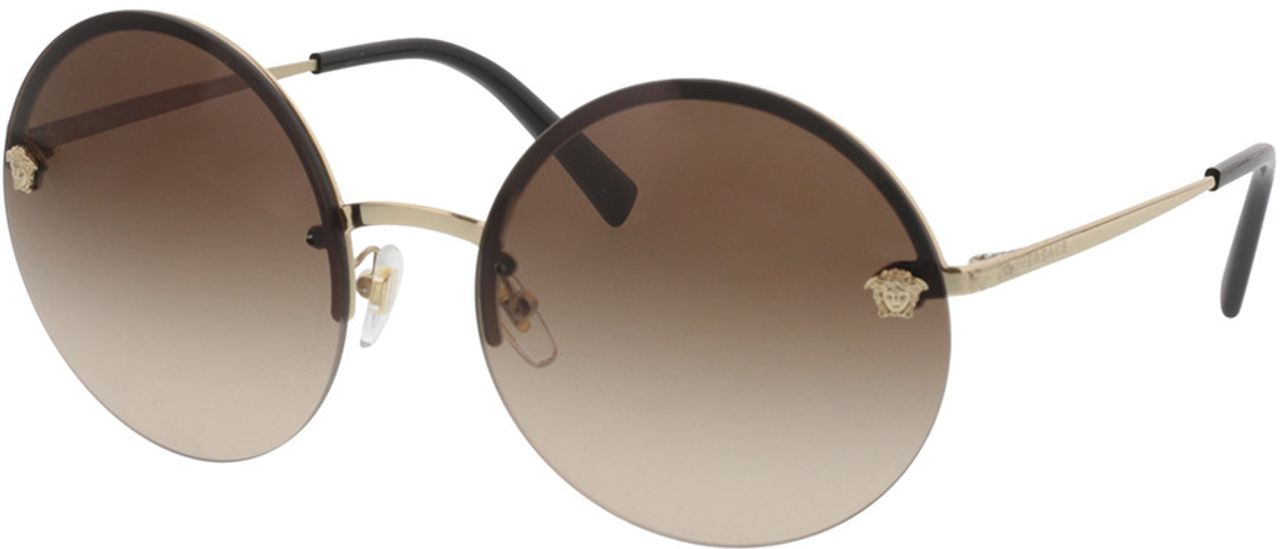 Picture of glasses model Versace VE2176 125213 59-18 in angle 330