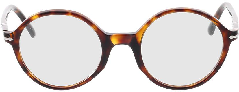 Picture of glasses model Persol PO3249V 24 49-22 in angle 0