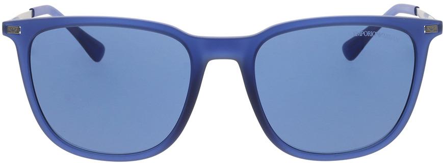 Picture of glasses model Emporio Armani EA4149 584280 55-19 in angle 0