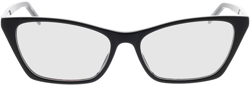 Picture of glasses model Hugo HG 1058 807 54-16 in angle 0