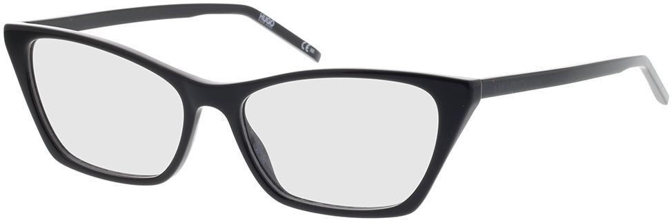 Picture of glasses model Hugo HG 1058 807 54-16 in angle 330