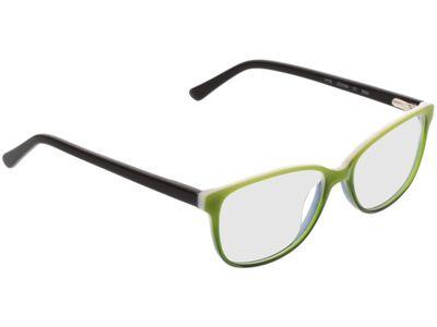 Brille Townsville-grün-verlauf/schwarz