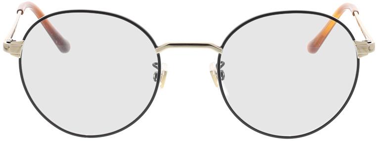 Picture of glasses model Gucci GG0581O-006 50-21 in angle 0