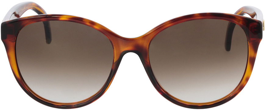 Picture of glasses model Gucci GG0631S-002 56-18 in angle 0