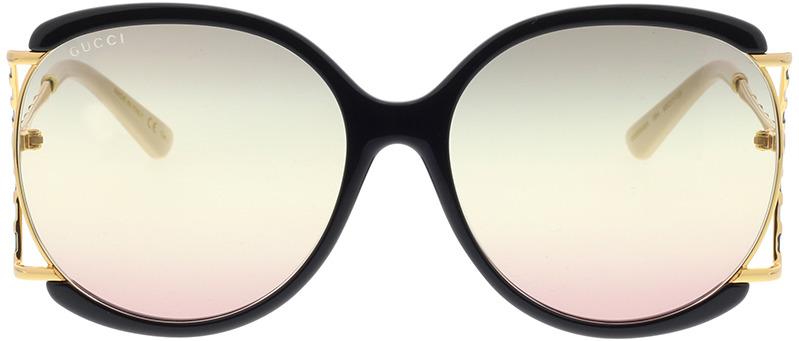 Picture of glasses model Gucci GG0594SA-004 60-17 in angle 0