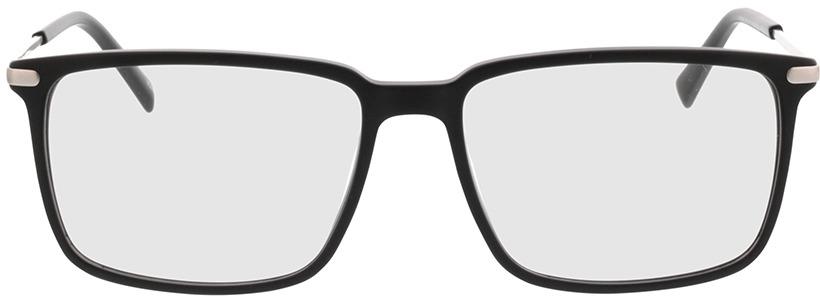 Picture of glasses model Timor-matt schwarz in angle 0