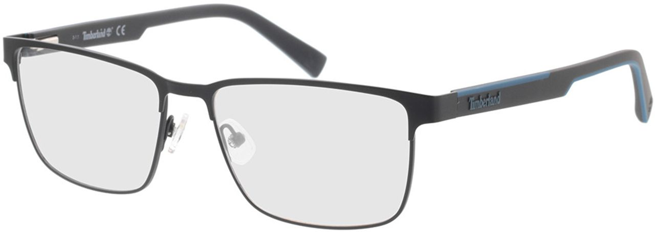 Picture of glasses model Timberland TB1721 002 56-16 in angle 330
