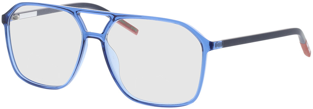 Picture of glasses model Tommy Hilfiger TJ 0009 PJP 57-14 in angle 330